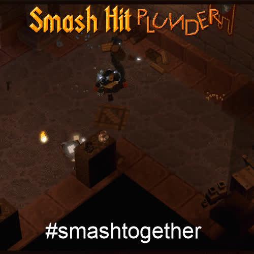 Smash Hit Plunder - Multiplayer GIFs