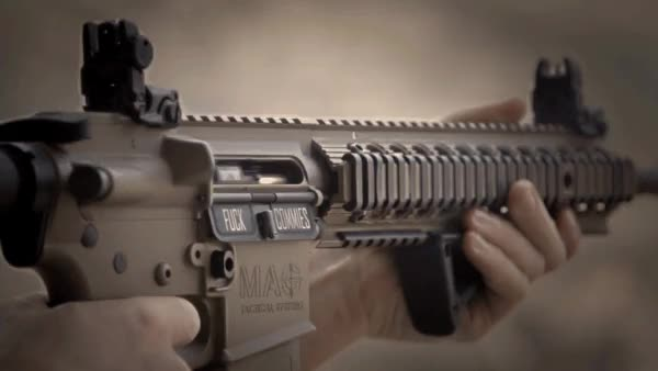 Slow motion bullet casing ejection : oddlysatisfying GIFs
