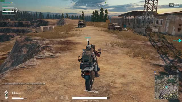 Watch and share PLAYERUNKNOWN'S BATTLEGROUNDS 10.21.2017 - 16.35.46.05.DVR.mp4 GIFs by Magwikk on Gfycat