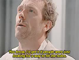 Watch and share Gregory House GIFs and James Wilson GIFs on Gfycat