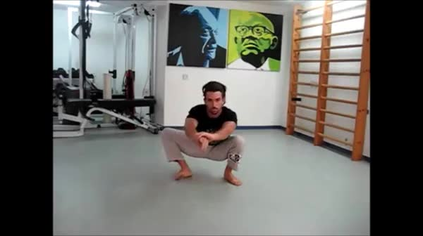 Watch and share Squat Rotations GIFs by Antranik.org on Gfycat
