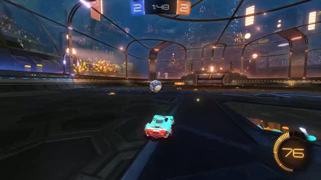 Goal 5: Bustin' Fresh
