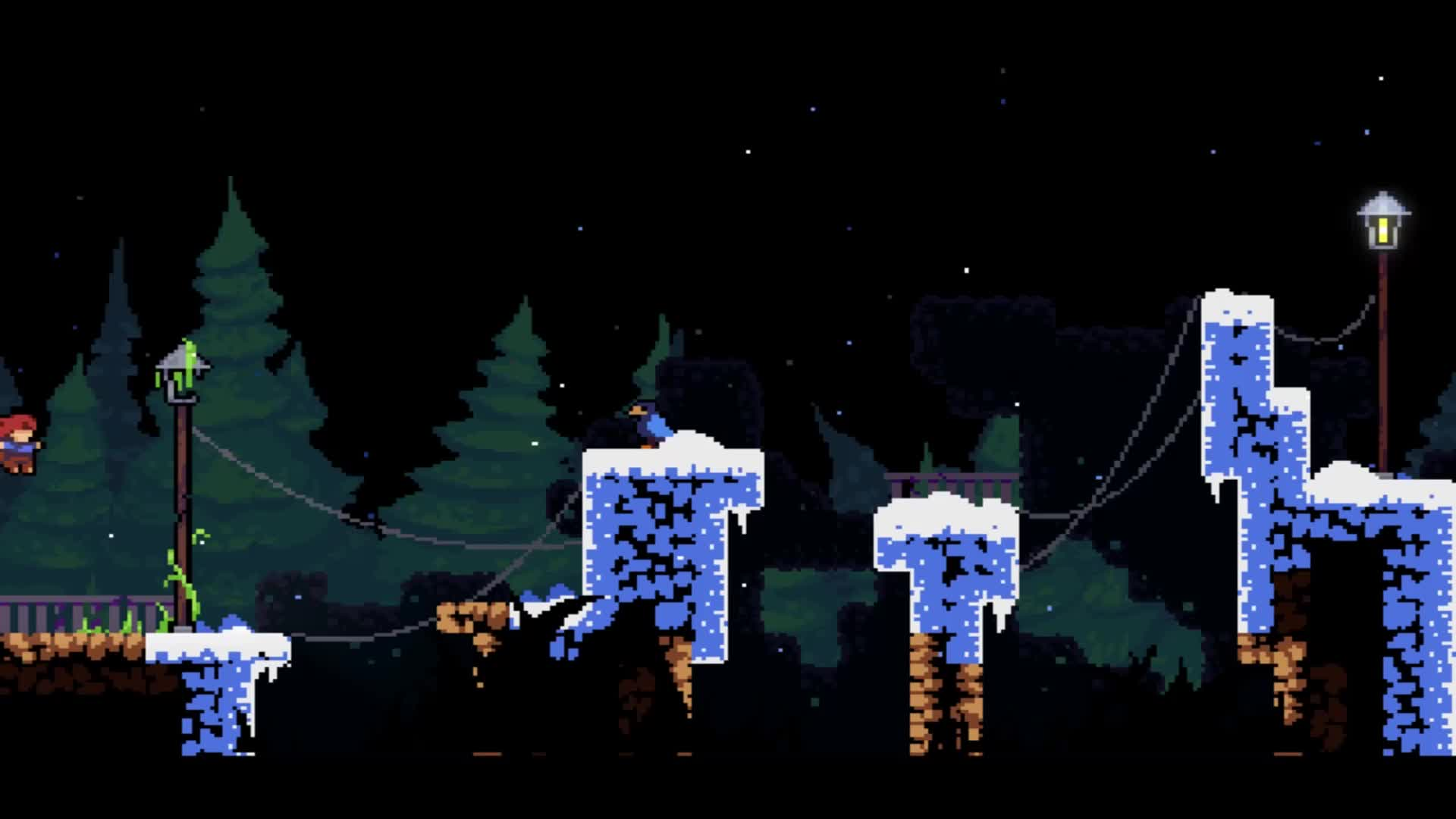 celeste, celeste classic, celeste trailer, direct feed, footage, gameplay, hands-on, lets play, matt thorson, mattmakesgames, moneyseize, no commentary, pico-8, speedrun, successor, towerfall, towerfall 2, towerfall sequel, videogames, xbox one, Exclusive: 10 Minutes of CELESTE Gameplay — TOWERFALL Creators' Next Game! GIFs