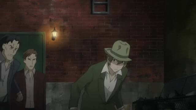 Watch and share Baccano GIFs and Anime GIFs by Neawia on Gfycat