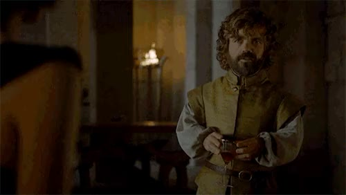 Watch this drinking GIF on Gfycat. Discover more drinking, eating, food, game of thrones, got, hbo, i know, i know things, imp, know, peter dinklage GIFs on Gfycat