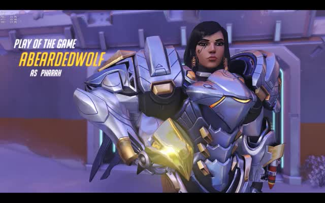 Watch and share Overwatch GIFs and Pharah GIFs by Justin on Gfycat