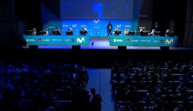 Picuchillos vs. SKT2 - Showmatch - Movistar eSports Arena Vitoria - Gasteiz