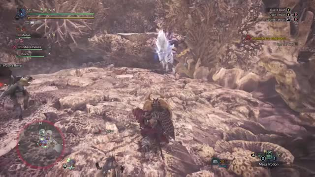 Watch [Immigrant Song plays in background] (reddit) GIF by Xbox DVR (@xboxdvr) on Gfycat. Discover more MONSTERHUNTERWORLD, dropslash, xbox, xbox dvr, xbox one GIFs on Gfycat
