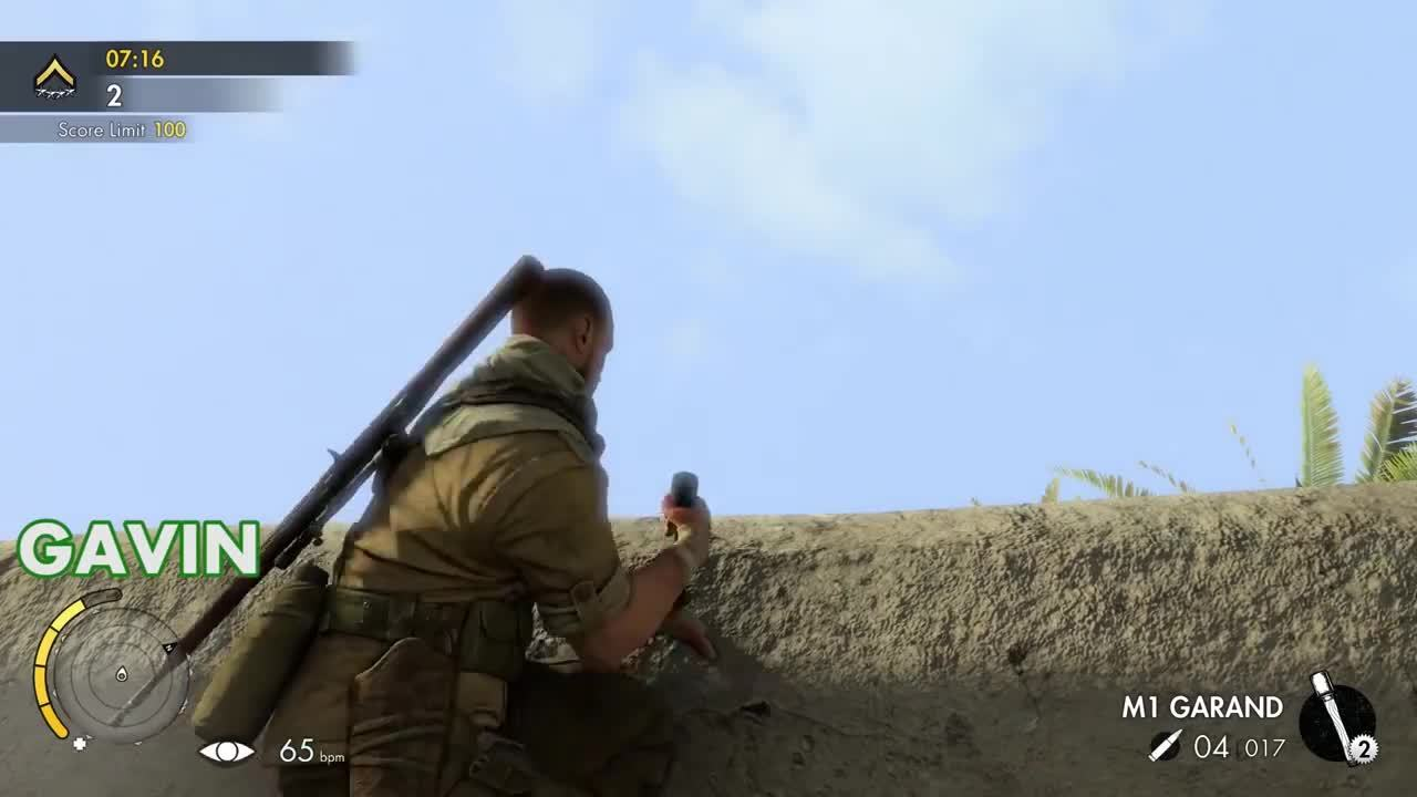 Sniper Elite 3 Gifs Search | Search & Share on Homdor