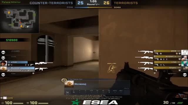 Watch and share 1v4 GIFs by mcnessyj on Gfycat