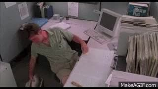 Watch Office space GIF on Gfycat. Discover more related GIFs on Gfycat