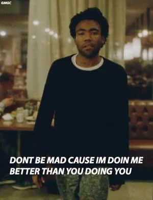 Watch and share Childish Gambino GIFs and Donald Glover GIFs on Gfycat