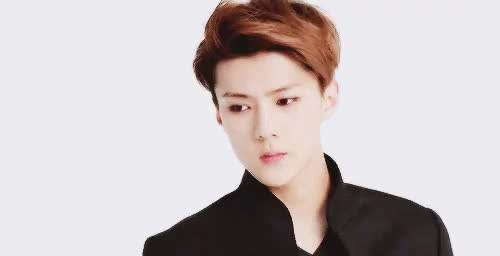 Watch and share Sehun Gifs GIFs and Exomaknae GIFs on Gfycat
