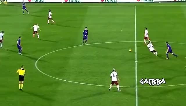 Watch and share Nikola Kalinic | Fiorentina | 2015/2016 Overall GIFs on Gfycat