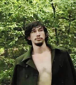 Watch and share Adam Driver GIFs and Model GIFs on Gfycat