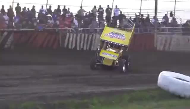 Watch and share Auto Racing GIFs and Dirt Track GIFs on Gfycat