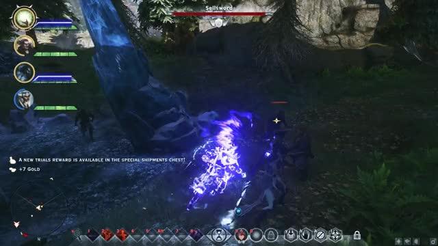 Grim Dawn AoM - Mage Hunter Aether Ray Build 3500 OA!!! GIF | Find