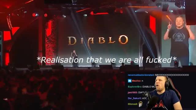 Diablo Immortal - NEW MOBILE GAME!?