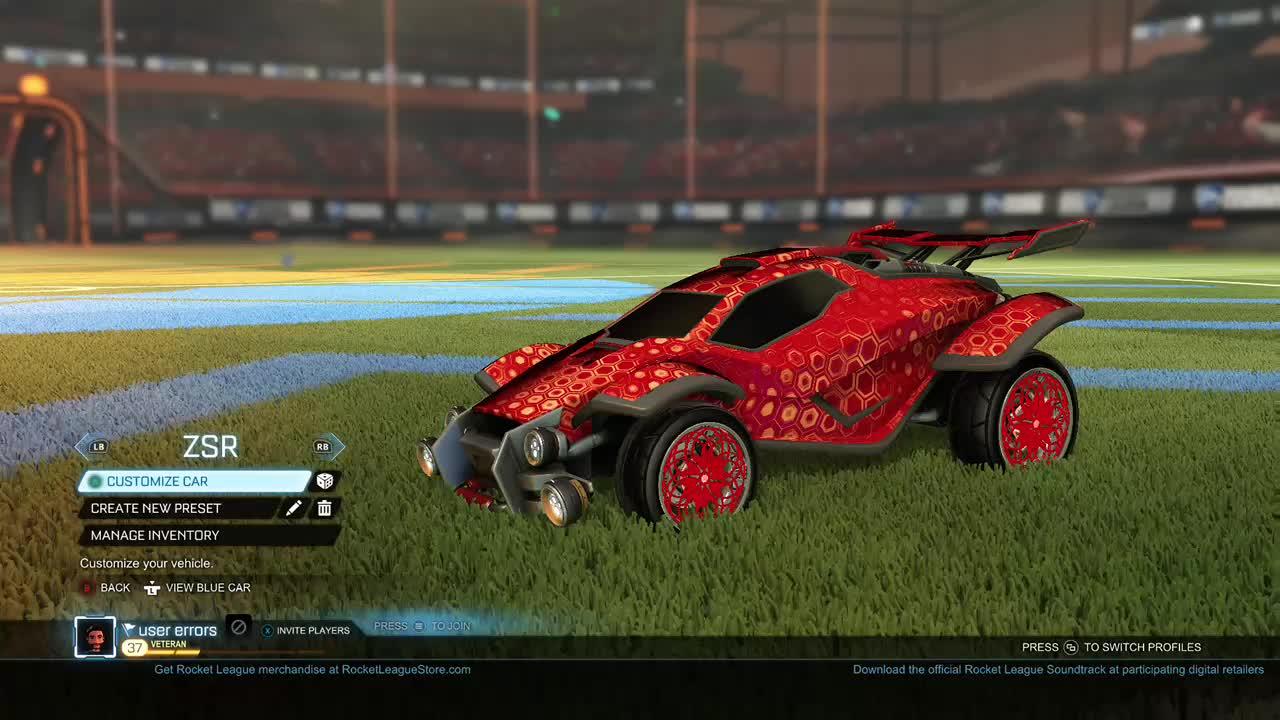 RocketLeagueExchange, Crimson Roulette GIFs