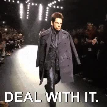 Watch Derek Zoolander at Valentino GIF on Gfycat. Discover more related GIFs on Gfycat
