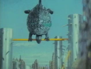 Watch Gamera, Kaiju Gymnast GIF by @minusmarci on Gfycat. Discover more related GIFs on Gfycat