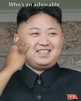 Watch and share Brilliant Animated Gifs Featuring Kim Jong Un GIFs on Gfycat