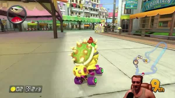 mindcrack, Racing with the Green Shell (reddit) GIFs