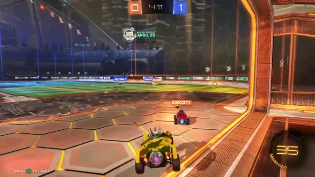 Watch and share Rocket League GIFs by dprotp on Gfycat