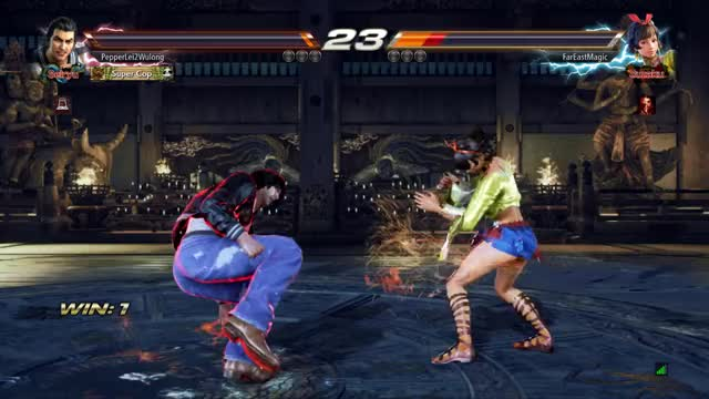 Watch KICK GIF on Gfycat. Discover more tekken GIFs on Gfycat