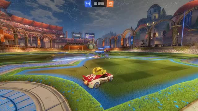 Watch and share Rocket League GIFs and Dribble GIFs by yrdi on Gfycat