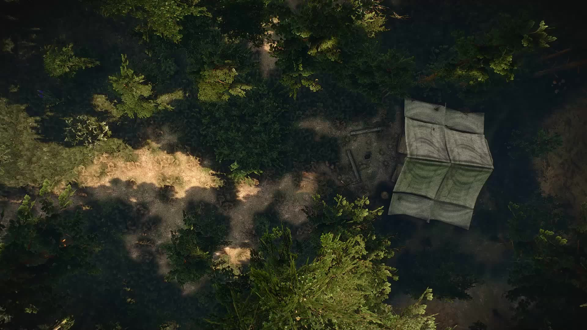 Gaming Battle Maps, Gaming Battlemap, People & Blogs, dnd, dnd battlemap, gaming, rpg top view, table top, top view, top view map, witcher, witcher 3 battlemap, witcher 3 view, Dnd Battlemap - Camp GIFs