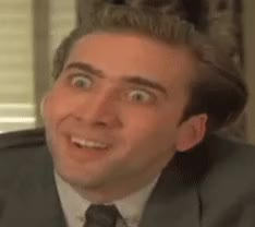 Watch and share Nicolas Cage GIFs on Gfycat