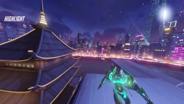 Watch Pharah No Achievement [20Mar2019][1700] GIF by @inverseflip on Gfycat. Discover more highlight, overwatch, pharah GIFs on Gfycat