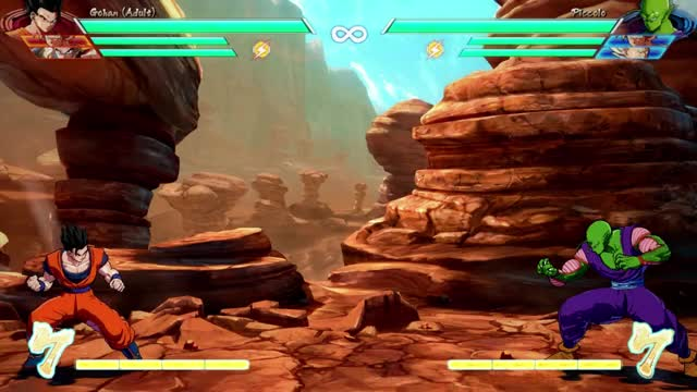 Watch and share Dbfz GIFs by turtlehermitschool on Gfycat