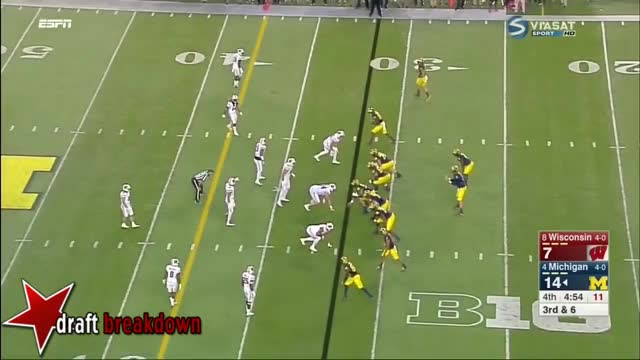 Watch and share Michigan OL Vs Wisconsin GIFs by oriese on Gfycat