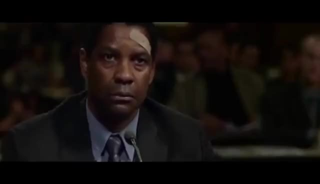 Watch and share I Drank The Vodka - Denzel Washington - Flight GIFs on Gfycat