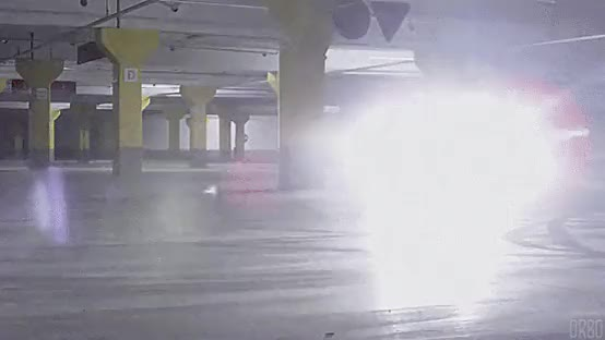 Watch and share Scooby Car Park Donuts GIFs by orbojunglist on Gfycat