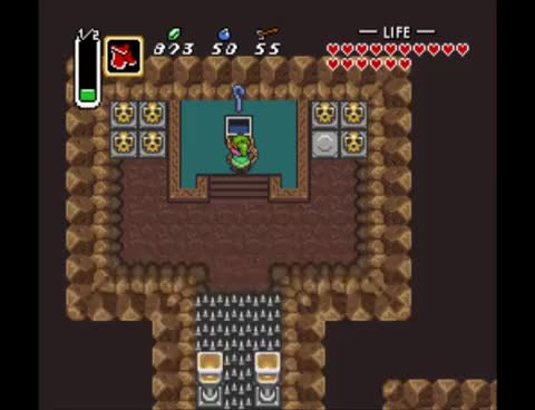 Watch and share The Legend Of Zelda A Link To The Past Part 15: A Secret To Everybody GIFs on Gfycat