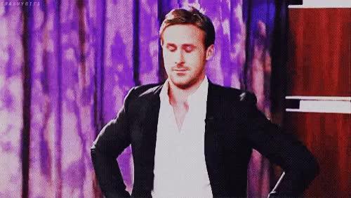 Watch and share Ryan Gosling Eyeroll GIFs on Gfycat