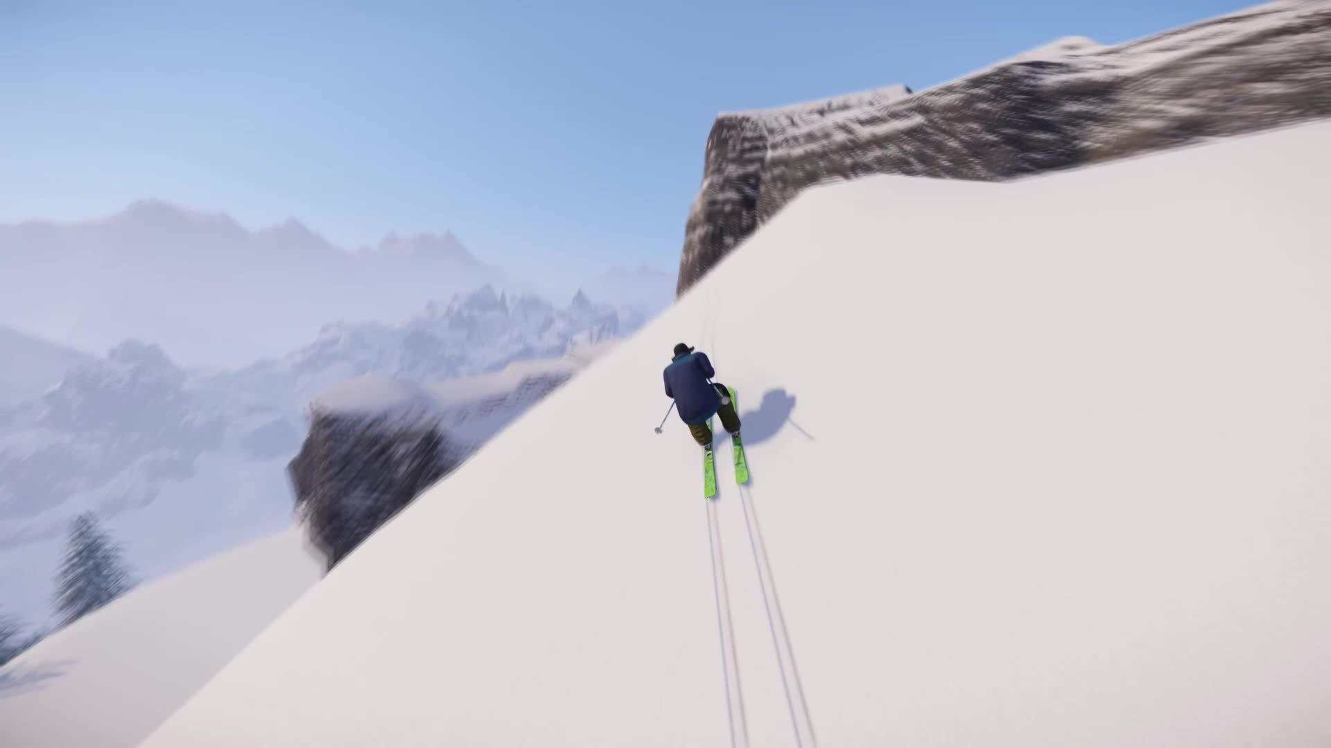 snowthegame, huge drop GIFs