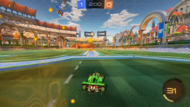 Watch and share Rocket League GIFs by kryxis on Gfycat