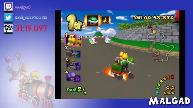 Watch Horrible Mario Kart experience GIF on Gfycat. Discover more smashgifs, ssmb GIFs on Gfycat
