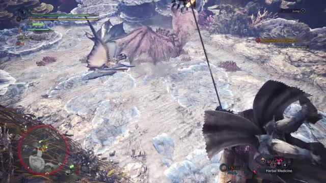 Watch Monster Hunter World 20180205010500 GIF on Gfycat. Discover more related GIFs on Gfycat