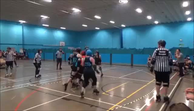 Watch and share Brawds V Oxford Second Half 040917 GIFs on Gfycat