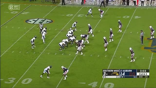 Watch NCAAF.2018.Week.05.Auburn.at.Southern.Miss.720p.TYT GIF on Gfycat. Discover more football GIFs on Gfycat