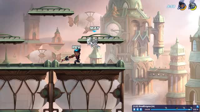 Watch and share Brawlhalla GIFs by Revenant on Gfycat