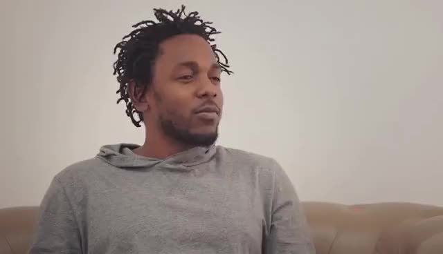 Watch Kendrick Lamar discusses Tupac Shakur GIF on Gfycat. Discover more related GIFs on Gfycat