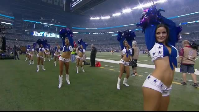 Watch and share Football GIFs and Dance GIFs by NFL Cheerleaders on Gfycat