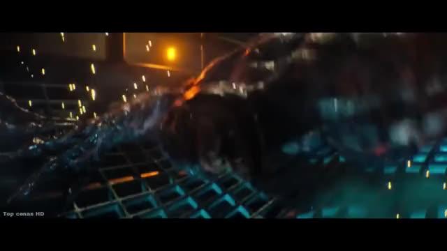 Watch and share Venom (2018) - Venom Vs Riot - Parte 1 (Dublado 1080p) GIFs on Gfycat