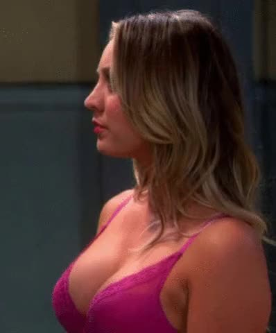 Watch kaley cuoco GIF on Gfycat. Discover more related GIFs on Gfycat